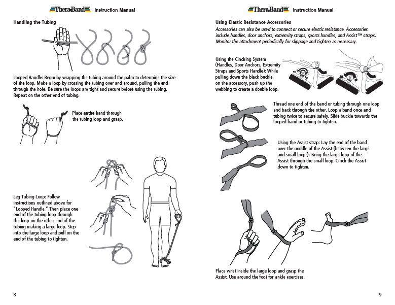 Resistance Band Exercises Absolute Health Incorporated