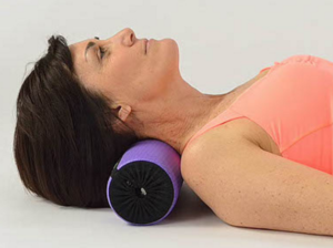 Travel Roller Exercises - Neck