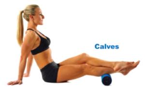 Travel Roller Exercises - Calves