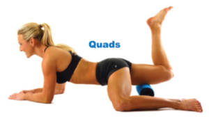 Travel Roller Exercises - Quads