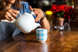 consume healthy teas for naturopathic health